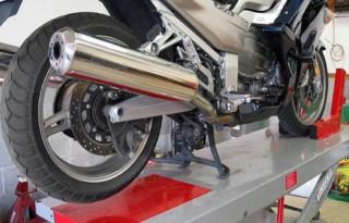 intretinere motocicleta