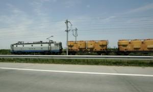 Transport de marfuri pe calea ferata