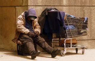 persoane fără adăpost