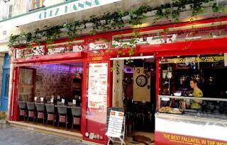 Restaurante ieftine Paris