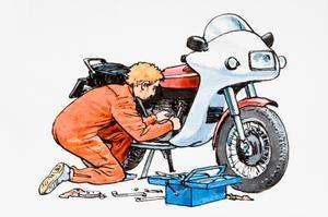intretinere motociclete