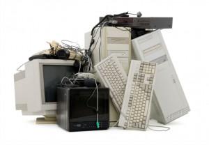 Cum reciclezi componente de calculator și electronice vechi