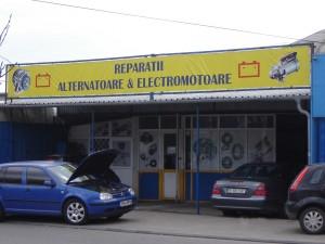 sediul reparatii alternatoare