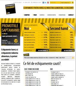 Magazinul online echipamentediscount.ro