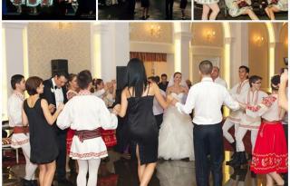 Dansuri populare artistice la nunta si botez