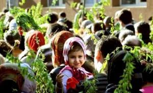 Sarbatoarea Floriilor si Sarbatoarea Pastelui in Romania