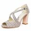 Sandale de dama realizate din piele naturala asa cum iti doresti