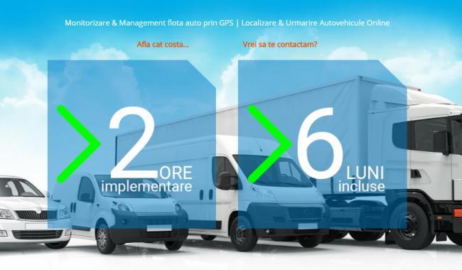 Multifleet, aplicatia de monitorizare prin GPS, ideala pentru intreprinderea ta